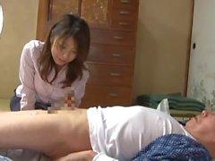 SAQ-13 Wataru Gauze Abstinence Yukimi Care