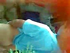 Magnificent gallo de ojos a Jenny la scrunt flojo tiene público su jang de Jing