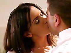 Cumshot amour milf se avec des gros seins naturels aspirer
