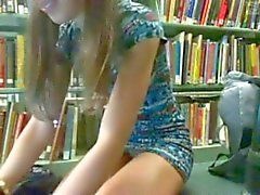 Bibliothek Webcams Masturbate