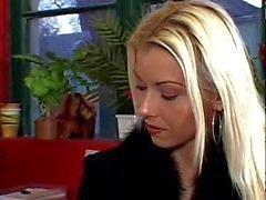 Nikky Blonder Nylon Nylons Foot Fetisch