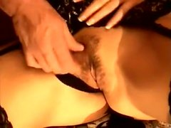 Stunning German gets it straigth in her ass