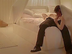 Wedding creampie pleasure