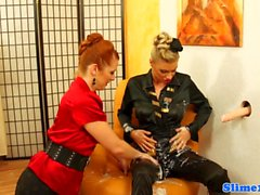 chicas Cumdrenched Gloryholes amor