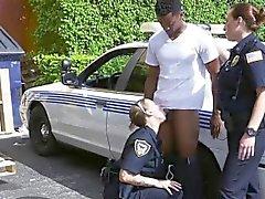 Miami Police féminine à la traîne