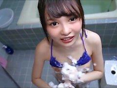 Japanilainen tyttö Shurin Atomi Osa 1