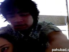 Cute Couple Pinay Webcam baise -