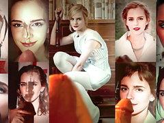 Emma Watson - kompilering av mina cum hyllor x18 4k