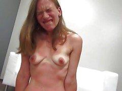Femme le tchèque ne est cesser d'avoir orgasme
