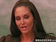 Brazzers - Hot And Mean - Abby Cross Abigail Mac y Ava Add