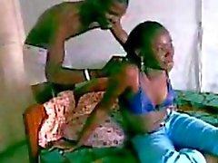 Afrikanische Mädchen wagen 3. Typen ficken