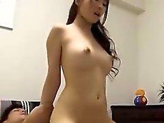 Liebenswert Geiler koreanischen Girl Mit Sex
