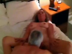 Suzie from 1fuckdatecom - Hot wife shared with business man