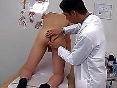 Hot gay porno italian I had him get onto the exam table and had him