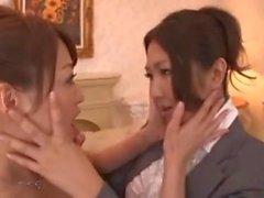 Lesbianas japonés