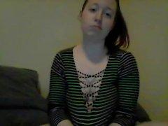 Webcam masturbation super hot teen dorm strip