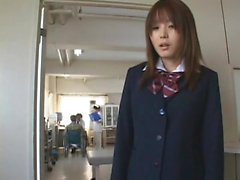 Asiatisk japansk sjuksköterska Uniform Sex
