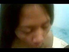 maid indonésienne léchant pénis indien en singapore