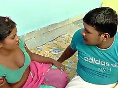 Junges Mädchen Romanze mit Sir Tappukadasir