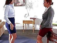 Recopilación de Hot Chicks cogiendo a unos a otros