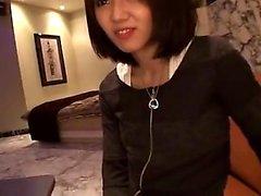 Asian hardcore adolescente fodido