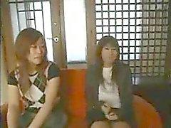 japansk jävla på kontoret - 4 scener uncen -