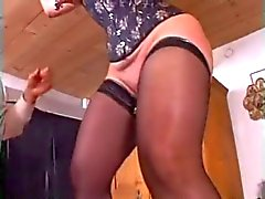 double fist anaux - vagin à a subsmissive Grosses sexy mûre