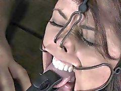 Limitato bacino aperto la bocca sottomissione