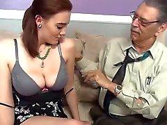 Ein Tabu Geheimnis zwölf ( Sperma Inside Me Grandpa)