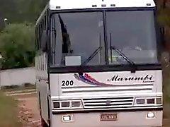Großen Analsex Orgie in der Bus - Orgia nicht Onibus