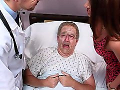 Sexo al hospital con Brooklyn Chase,