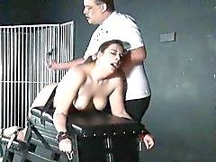 Hellpain kamçılama ile cezalandırılacaktır ayakları spanking