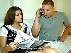 Продать ваш ГФ - него деньги нужны , и она нуждается кран