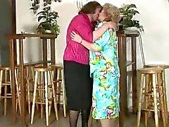 lesbischen Grannies