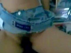 Indonesialaisen muru Gets Fingered poikaystävänsä - arab - videosx