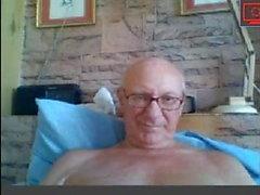 grandpa cam show cock play