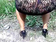 de Roxana le produit Vestido transparente Le