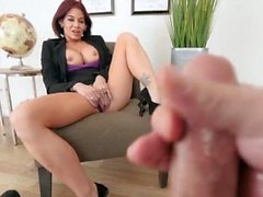 Fucking my fat mom Ryder Skye i Stepmother Sex Sessions