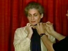 Langzame spanking de vrouw