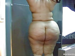 Ruby BBW Big Butt Latina mexicana
