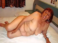 Роговой в Мексики Grannies а ее удивительной Голое тело