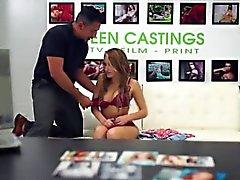 Teen Sex-Casting geht schlecht