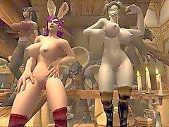 Warcraft Bunnies Käyttäjällä HD