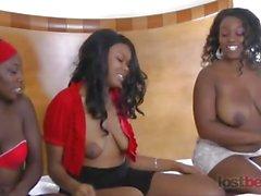 Isolieren Sie Gedächtnis mit Amani , Tiana , und Alicia p1