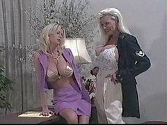 Treasure Meets The Blonde - Treasure Chest & a mp_ Carolyn Monroe [trancezone-pun]