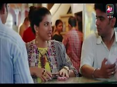 DEV DD _ Web Series INDIAN caliente con las porciones de los besos y escenas de sexo