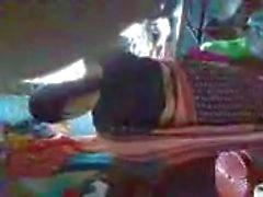 Het indisk piga släppa sin Boss CUM visar hennes stora bröst