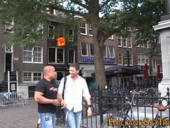 Real linha holandesa railed