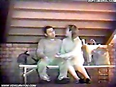 Outdoor Voetganger Sex Couples