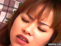 amateur asiático japonés